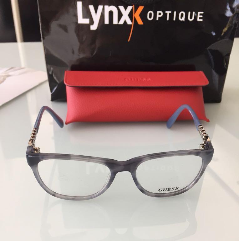 Okulary, oprawki Guess Lynx Optique