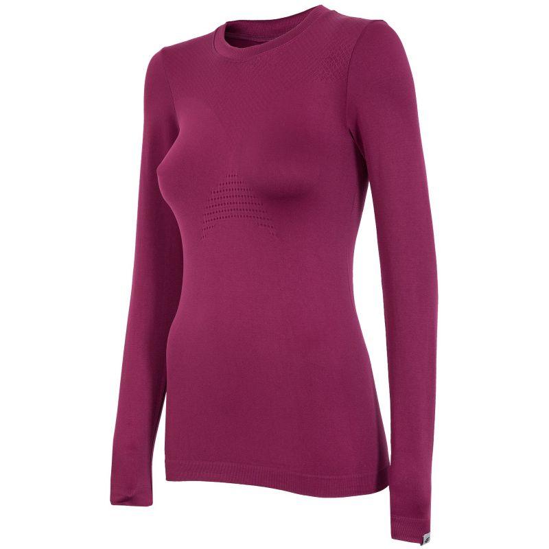 Koszulka termoaktywna 4f W bordowa SIZE S/M