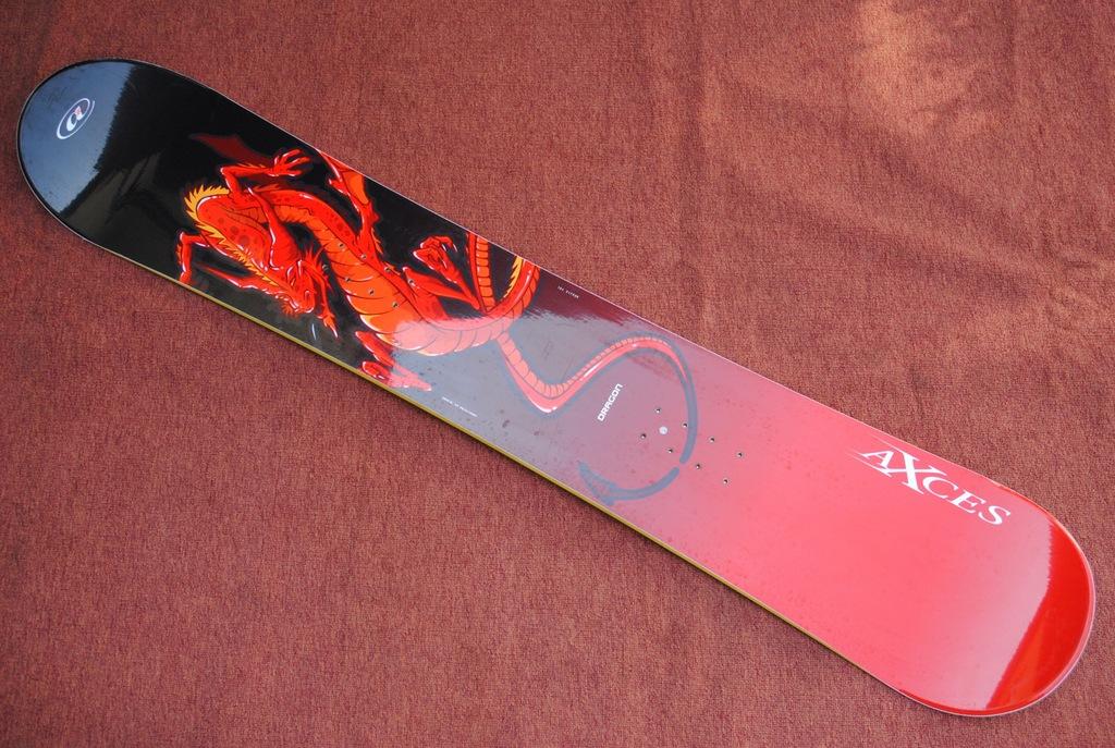 Super Deska Snowboardowa Snowboard Axces 164 Cm 6983604444 Oficjalne Archiwum Allegro