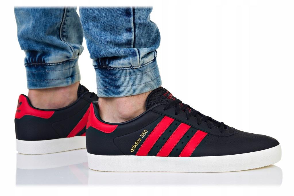 Buty Adidas Męskie Czarne Tanie   Adidas Originals 350