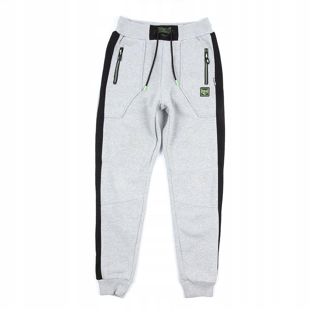 Spodnie dresowe męskie Everlast M