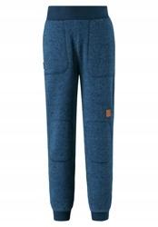 Spodnie polarowe knit fleece Reima Sangis r.116