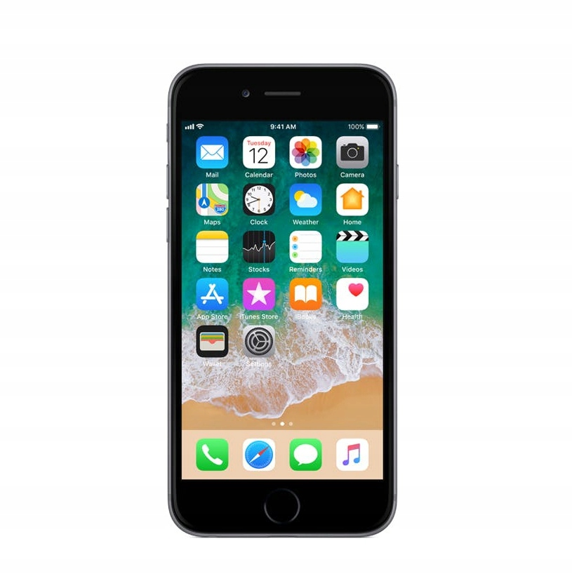 APPLE IPHONE 6 A1586 16GB SREBRNY ### - 7531827760 ...