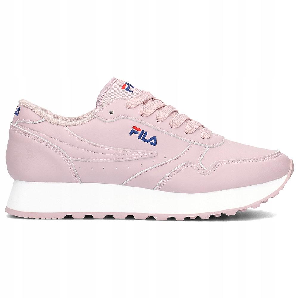 FILA Sneakersy Damskie Różowe R.40