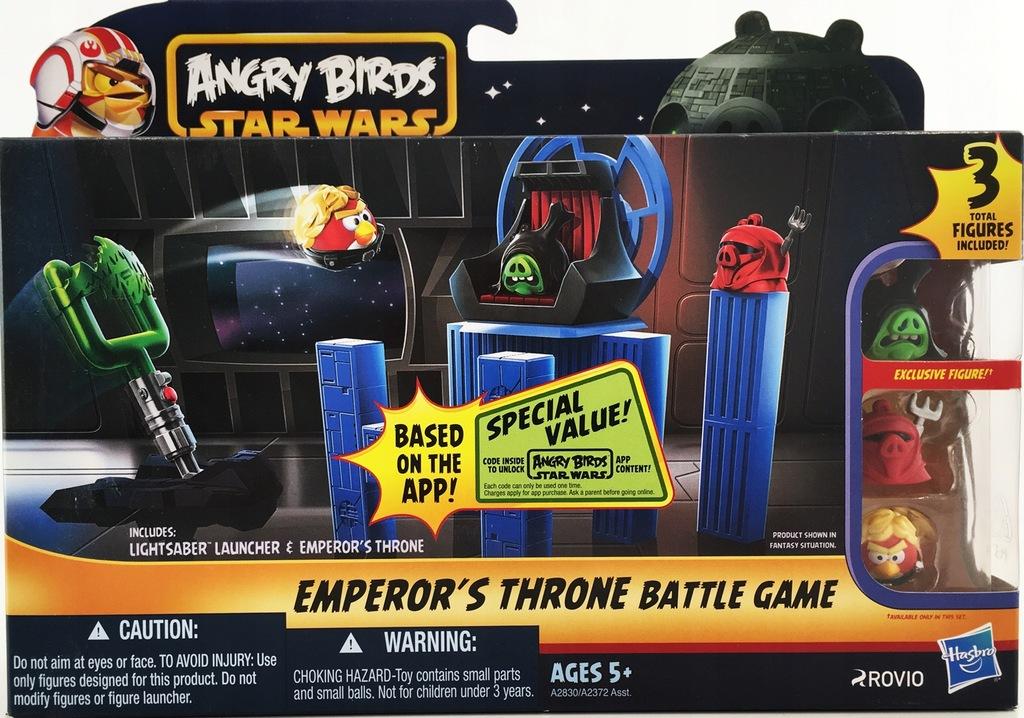 Angry Birds Star Wars Zestaw 7687492749 Oficjalne Archiwum Allegro