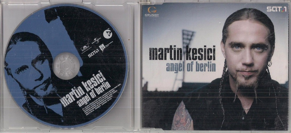 Martin Kesici Angel Of Berlin