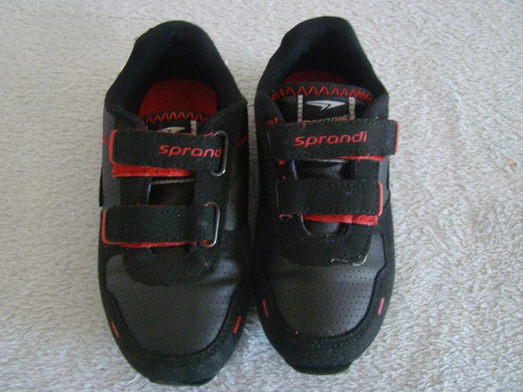 Buty buciki sprandi ccc r. 21 czarne adidas jak nowe