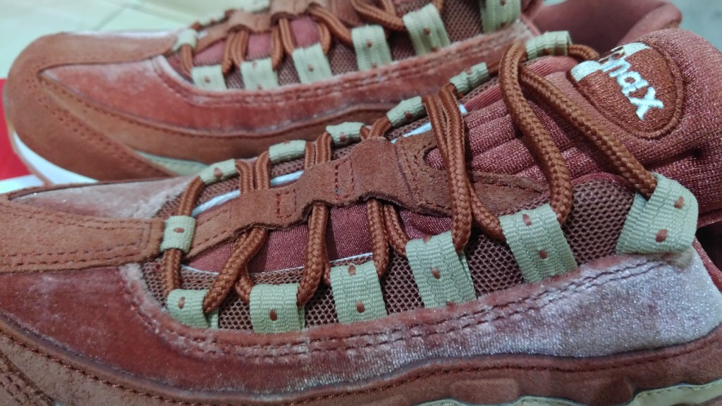 nike air max 95 LX dusty peach 37,5 zalando