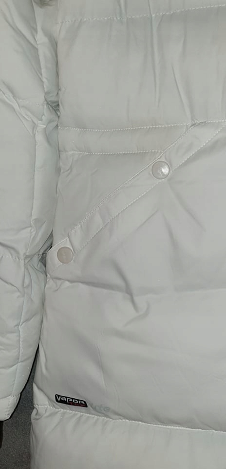 Płaszcz puchowy firmy Campus model Avril rozm. 38