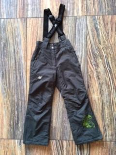 spodnie narciarskie 4F , rozmiar 134