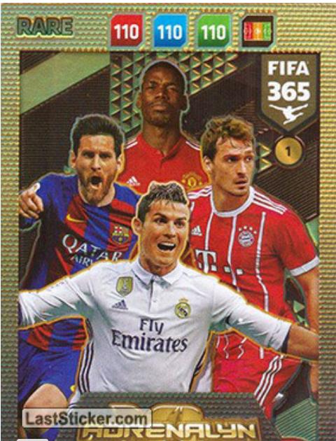 Karty Fifa 365 2018 Rare Nr1 Invincinble 7247147419 Oficjalne Archiwum Allegro