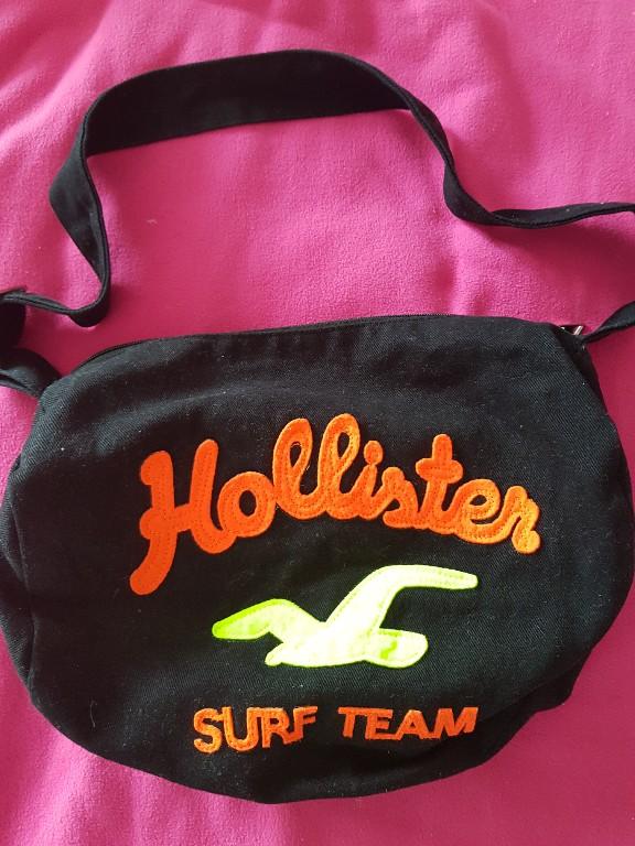 Hollister torebka na ramię