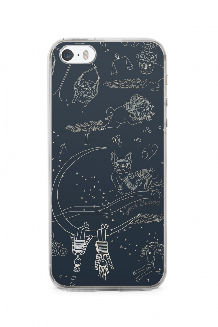 iPhone case 55sSE Dog Pies Etui Yeah Bunny 7231429128
