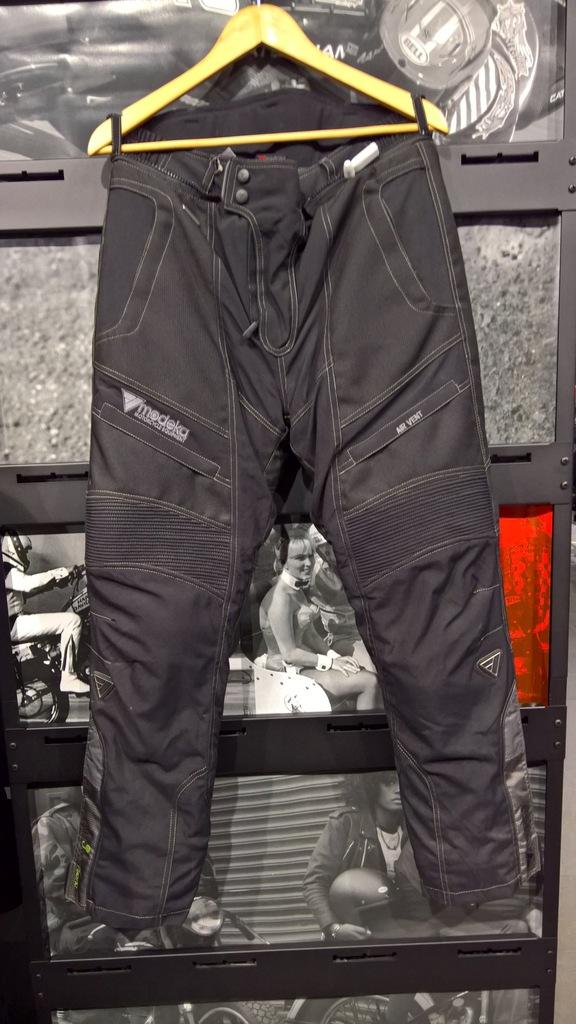 Spodnie tekstylne Modeka Melville roz. KM