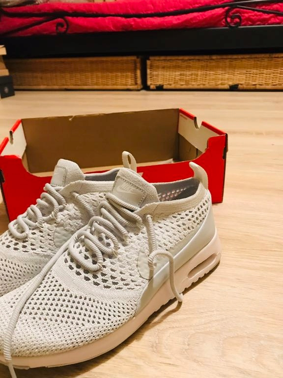 Nowe paragon NIKE air max thea ultra fk Pure 40.5