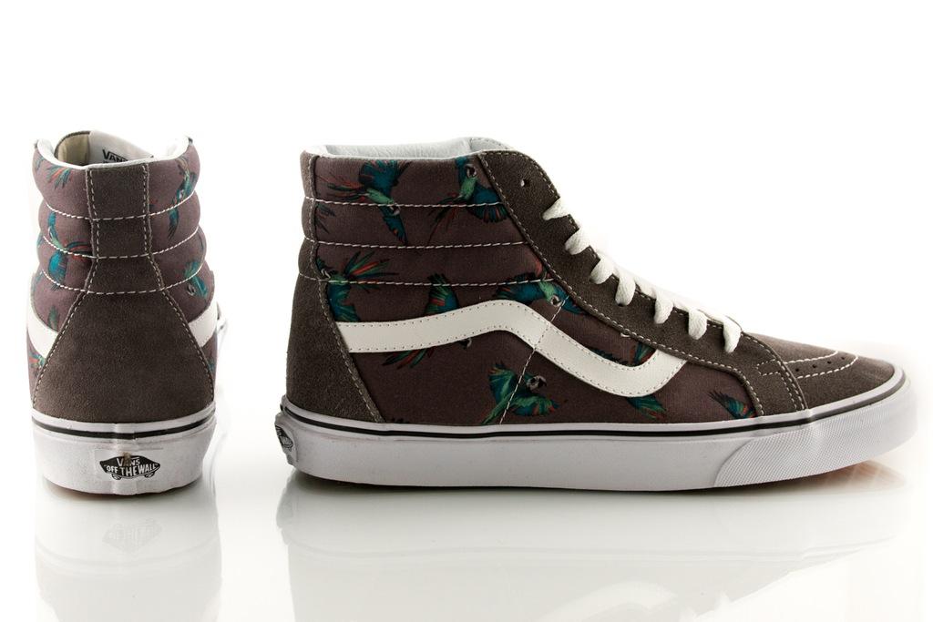 Nowe buty vans sk8 wysokie trampki r. 40 Galeria zdjęć i