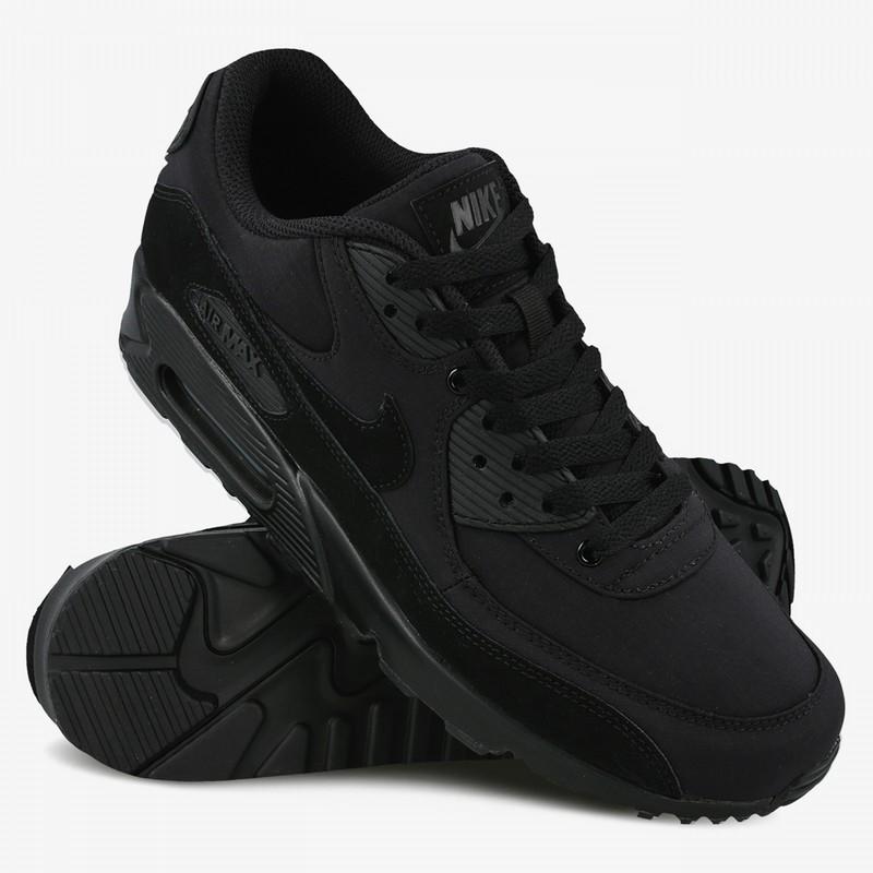 Odzież, Buty i Dodatki Nike Air Max 90 Essential Black Black