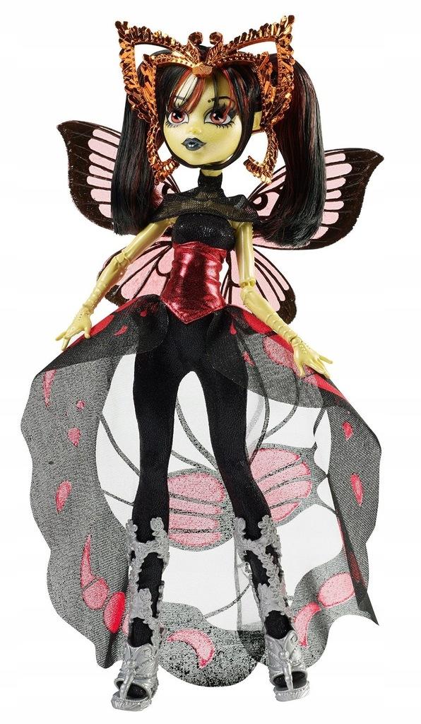 480 Monster High Boo York Artystka Luna Lalka 7670179070 Oficjalne Archiwum Allegro