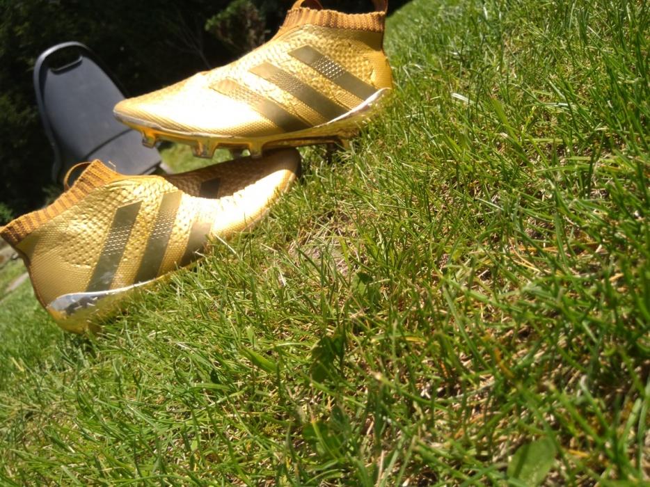 Buty korki piłka nożna,Adidas ACE 16+ PURECONTROL