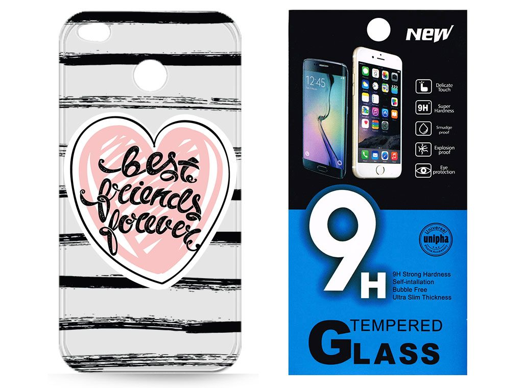 P234 Etui Best Friends Forever Xiaomi Redmi 4x 6989077399 Oficjalne Archiwum Allegro