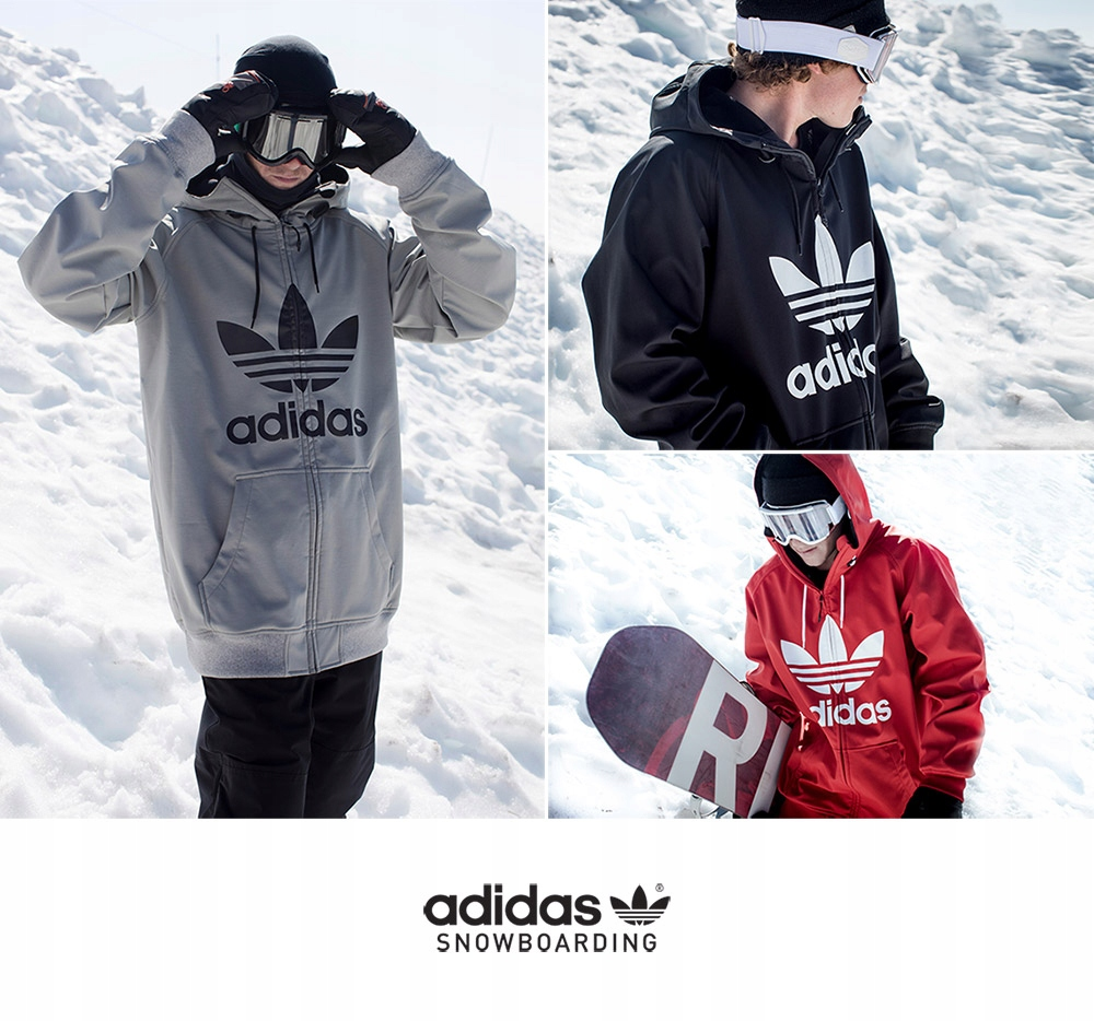 1476 KURTKA ADIDAS ORIGINALS MĘSKA SOFTSHELL XL