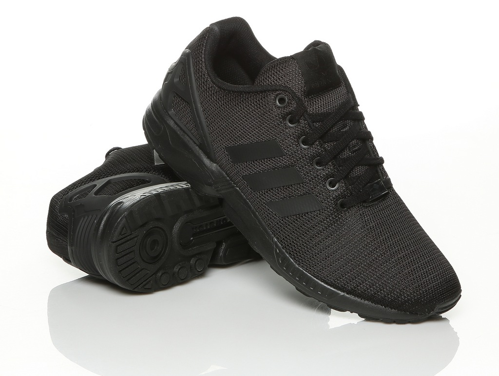 Adidas Buty męskie ZX Flux czarne r. 42 (S32279) ID produktu: 4600549