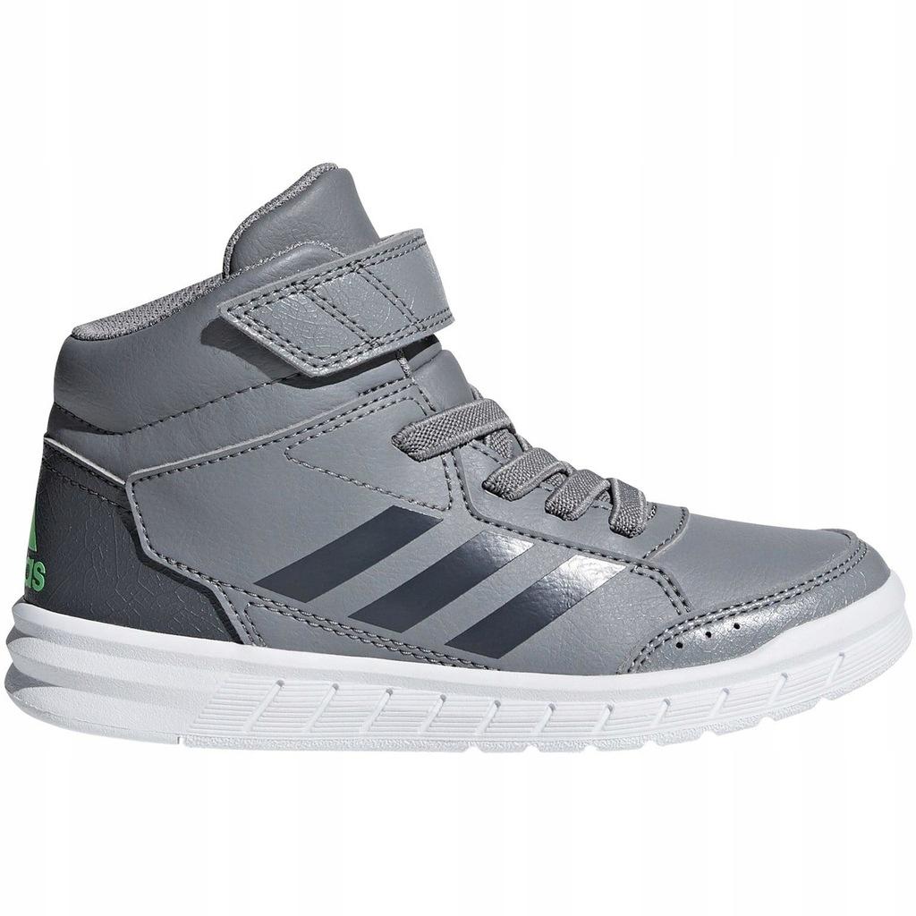 Młodzieżowe buty ALTASPORT MID K G27113 adidas Performance