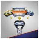 Gillette Fusion maszynka + ostrza wkłady 18 szt EAN 7702018866946