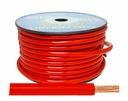 Kabel zasilajacy 4GA CCA 16mm2 CZERWONY GRUBY