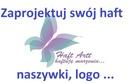 Projekt Twój haft logo naszywki termo haft, herb