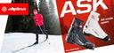 ALPINA BC SNOWFIELD buty biegowe BackCountry 40 Waga (z opakowaniem) 2.5 kg