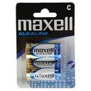 Baterie bateria alkaliczna LR14 C Maxell 2 sztuki