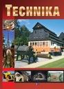 TECHNIKA ALBUM HISTORIA INŻYNIERII 240 str 400foto