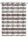 Dusche Vorhang 150 x 200 Textile SC5001BA PL