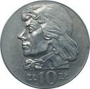 Moneta 10 zł złotych Kościuszko 1969 r piękna