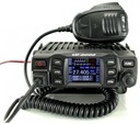 CB Radio CRT 2000 12/24V AM/FM/ASQ KOLOR LCD WTYK