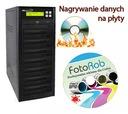 100x Archiwizacja danych - nagrywanie Płyt CD DVD