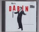 Bobby Darin - This Is Darin / US CD ALBUM