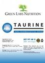 GLN L-Tauryna Tauryna Proszek 500g 100% Czysta