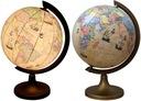 Globus 250mm Trasami Odkrywców PODŚWIETLANY dzieci