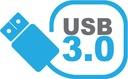 Laptop Fujitsu E754 i5 8GB 480GB SSD HDMI Win7 W10 Taktowanie maksymalne procesora 3.2 GHz