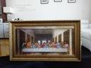 OBRAZ OSTATNIA WIECZERZA L. da Vinci RAMA113X63