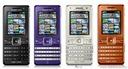 SONY ERICSSON K770i MP3 FOTO.3,2 GW.12MSC 3KOLORY