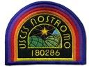 Obcy, Alien - Naszywka USCSS Nostromo - kolor HAFT