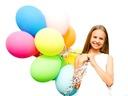 PROFESJONALNE balony PASTEL 33cm 100szt 17 kolorów