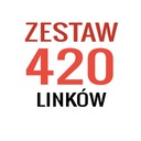 Linki SEO - 420 mocnych linków - POZYCJONOWANIE