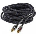 Kabel Sygnałowy Czincze RCA Gladen ZERO OFC 5m rem