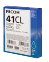 Ricoh GC41 GC-41CL cyan 405766 SG 2100N SG 2110N