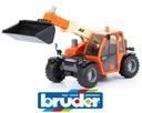 BRUDER 02140 ładowarka JLG zabawka dla dzieci
