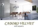CADORO VELVET San Marco - Efekt aksamitu zestaw5m2